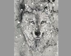 Art by Glen Ronald The Chaos Whisperer por GlenRonald en Etsy
