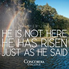 Wishing Cobber friends and family a blessed Easter season. #cordmn