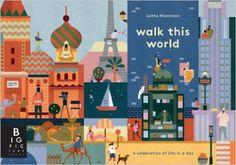 Walk This World: Jenny Broom, Lotta Nieminen: 9780763668952: Amazon.com: Books