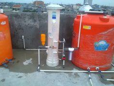 Pemasangan Filter Penjernih Penyaring Air Sumur di Pademangan