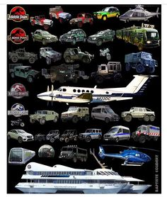 All Jurassic Park/World vehicles Blue Jurassic World, Jurassic World Fallen Kingdom, Dinosaur Art, Dinosaur Toys, Michael Crichton, Jurassic Park Jeep, The Real Ghostbusters, The Lost World, Falling Kingdoms