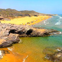 playas preciosas