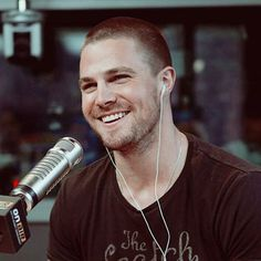 Stephen's sweet, perfect, wonderful smile!