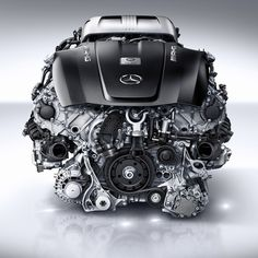 Mercedes-Benz has revealed full information about its new twin-turbocharged engine that will power the forthcoming 2015 Mercedes-AMG GT and next-generation AMG. Codenamed the AMG . Mercedes Benz Amg, Jet Packs, Gt R, New Sports Cars, Sport Cars, Motor Sport, Audi R8, Porsche, Exotic Sports Cars