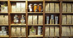 Coast Roast Coffee & Tea Premium Tea, Coffee Company, Tea Blends, Coffee Roasting, Iced Tea, Long Beach, Mississippi, Wine Rack, Coast