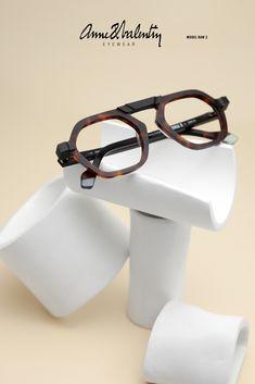 ANNE & VALENTIN Eyewear - Model RAW 2-LUNETTE ANNE ET VALENTIN