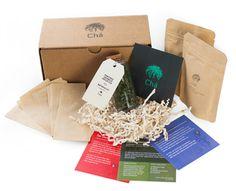 Cha Custom Tea Boxes