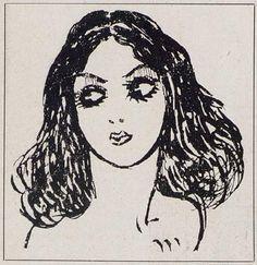 Los ojos vampirescos de Musidora… | MIACGC Investigación sobre Vampiros