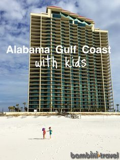 Alabama Coast with Kids: Stay. Eat. Play. in Orange Beach | family travel tips | Bambini Travel