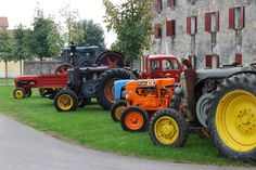The #plowing festival 2013: history of #farm machines