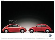 16 Most Creative Father's Day Advertisements | 1 Design Per Day
