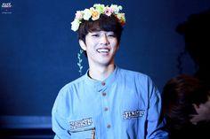 150719 #인피니트 Sungyeol - Yongsan Fansign