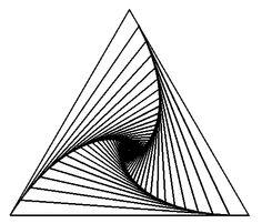Triangular design