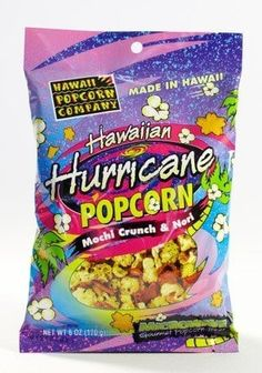 products original hawaiian hurricane microwave popcorn single pack