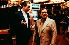 """Casino"" with Robert De Niro, one of the best movies ever!"