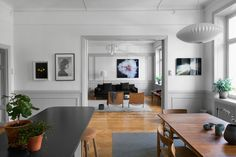 Style and Create — Beautiful Stockholm apartment via Swedish broker. - Style and Create — Beautiful Stockholm apartment via Swedish broker. - - Style and Create — Beautiful Stockholm apartment via Swedish broker. Stockholm Apartment, Minimalist Home Interior, Beautiful Architecture, Interior Inspiration, New Homes, Living Room, House, Furniture, Create