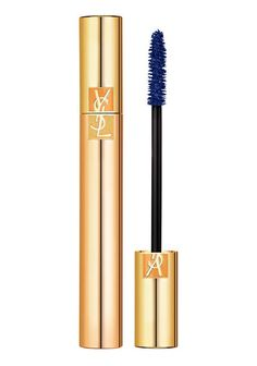 A few coats of deep navy mascara will enhance the alluring steel blue tones of gray eyes. Try Yves Saint Laurent Mascara Volum Effect Fuax Cils in 6 Deep Night