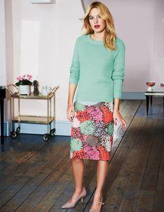 Modern Pencil Skirt