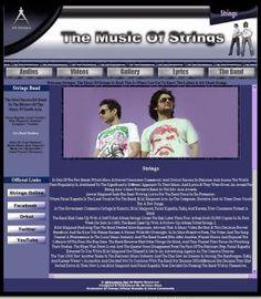 The Music Of Strings - Strings Band Website http://www.aikdesigns.com/strings.htm