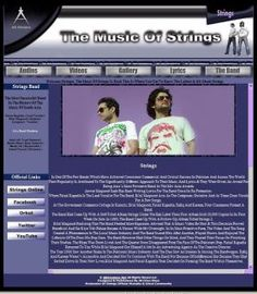 The Music Of Strings - Strings Band Website http://www.aikdesigns.com/strings.htm