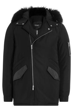 sports shoes f0557 acedd THE KOOPLES Down Jacket With Fur-Trimmed Hood With Vest.  thekooples  cloth   coats