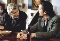 Ike Graham (Richard Gere) and Reg Rogers (George 'Bug Guy' Swilling) ~ Runaway Bride (1999) ~ Movie Stills