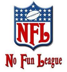 The N.F.L. THE NO FUN LEAGUE  Part 1