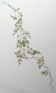 ivy vine tattoo designs | Ivy image - vector clip art online ...