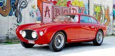 1953 Ferrari 212/225 Vignale