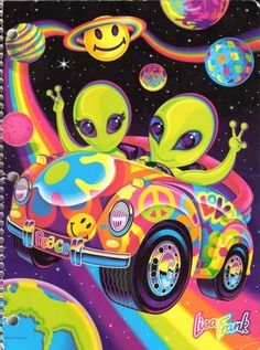 48 Lisa Frank Wallpapers Wallpapers available. Share Lisa Frank Wallpapers with your friends. Submit more Lisa Frank Wallpapers 90s Childhood, Childhood Memories, Ufo, Lisa Frank Folders, Arte Alien, Alien Art, Psy Art, Indie Kids, 90s Kids