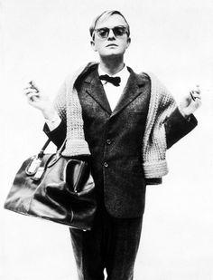 """Truman Streckfus Persons A.K.A Truman Capote author of """"In Cold Blood"""" & """"Breakfast at Tiffany's"""""""
