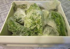 Culinaria  direto da Italia: Como congelar, secar e manter as suas ervas aromát...