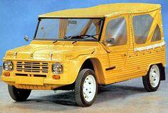 1974 Citroën Méhari