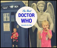 Housewife Eclectic: The BEST episodes of Doctor Who to show your young kids!