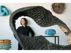 Judit Varga. Photo: Robert Severi via American Craft Council