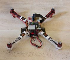 QuadCopter Raspberry Pi project   Check out http://arduinohq.com  for cool new arduino stuff!