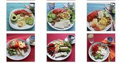 Vegan Life, Raw Vegan, Pasta Salad, Cobb Salad, Health Diet, Diet Recipes, Meal Prep, Healthy Lifestyle, Low Carb