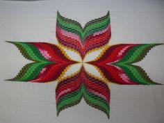Risultati immagini per bargello bordado Bargello Quilt Patterns, Bargello Needlepoint, Bargello Quilts, Needlepoint Stitches, Needlework, Cross Stitch Embroidery, Embroidery Patterns, Hand Embroidery, Cross Stitch Patterns