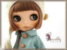 ** Blythe outfit ** Lucalily 524 **_画像1