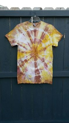 Use coupon code PIN10 during checkout to receive 10% off your purchase! Tie Dye Shirt!   Check out this item in my Etsy shop https://www.etsy.com/listing/208463048/tie-dye-shirt-sunset-shades-tie-dye