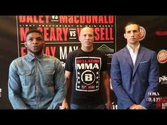 Bellator 179: Rory McDonald welcomes Paul Daley's call out