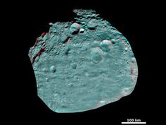Giant asteroid Vesta obtained by NASA's Dawn spacecraft