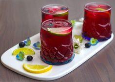 4 olika recept på lemonad - ZEINAS KITCHEN