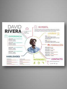 mejores plantillas curriculum creativo editable word español
