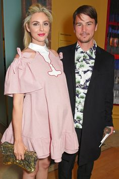 Josh Hartnett and Tamsin Egerton's Romance Began With a Little Time Travel