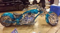 Outrageous Custom Chopper