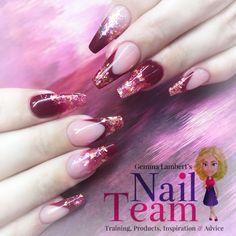 Nail Nail, Nails, Beauty, Design, Finger Nails, Ongles, Beauty Illustration, Nail