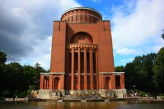 Planetarium, Hamburg, Germany