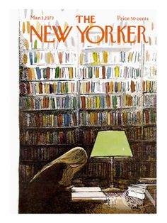 The New Yorker Cover - March 3, 1973 Poster Print by Arthur Getz at the Condé Nast Collection