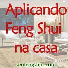 Aprenda a trazer harmonia para sua casa através das técnicas milenares do Feng Shui.  Visite nossa página: www.seufengshui.com  No Facebook: Facebook.com/seufengshui  @SeuFengShui  #SeuFengShui #FengShui #Harmonia #Prosperidade
